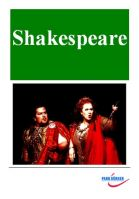 Shakespeare: Macbeth und Taming of the Screw / Elisabethanisches Theater
