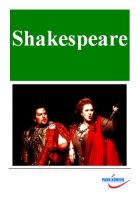 Shakespeare: Macbeth und Taming of the Screw / Elisabethanisches Theater (Schullizenz)