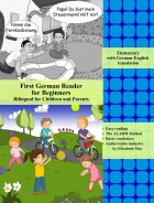First German Reader for Beginners (A1) - Bilingual for Children and Parents