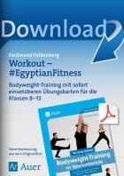 Workouts Egyptian Fitness - Bodyweight-Training Kl. 8-13