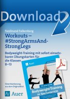 Workouts Strong Arms and Strong Legs - Bodyweight-Training Kl. 8-13