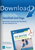 Faustball und Yoga Kl.8-10