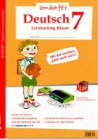 LERN DICH FIT! Deutsch Klasse 7