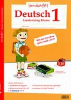 LERN DICH FIT! Deutsch Klasse 1