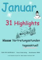 Der Januar - 31 Highlights