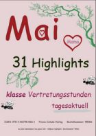 Der Mai - 31 Highlights