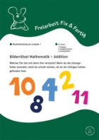Freiarbeit Fix & Fertig: Bilderrätsel Mathematik - Addition