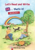 Let's Read and Write ...that's it! - Workbook Klasse 3