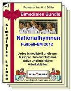BIMEDIALES BUNDLE: Nationalhymnen  (Fußball-EM-2012)