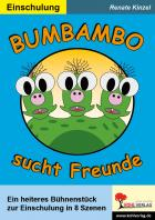Bumbambo sucht Freunde - Theater in der Grundschule