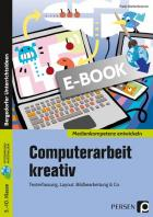 Computerarbeit kreativ