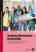 DaF Wortschatz-Training: Grammatik