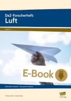 DaZ-Forscherheft: Luft Kl.1/2