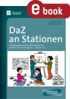 DaZ-Wortschatztraining an Stationen in Klasse 1-4