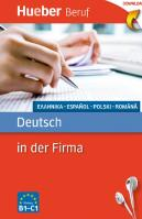 Deutsch in der Firma (Deutsch - Polnisch)