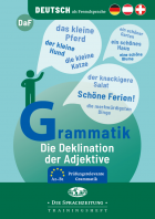 Die Deklination der Adjektive - Trainingsheft