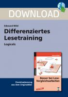 Differenziertes Lesetraining: Logicals