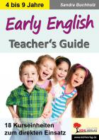 Early English - Teacher's Guide
