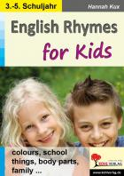 English Rhymes for Kids