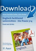 Food and drinks - Englisch fachfremd unterrichten