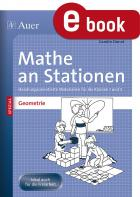 Geometrie Kl. 1/2 -  Mathe an Stationen