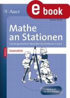 Geometrie Kl. 3/4 -  Mathe an Stationen