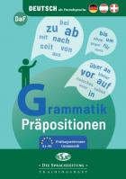 Grammatik Präpositionen - Trainingsheft