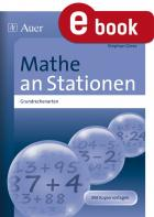 Grundrechenarten: Mathe an Stationen Klasse 5-6