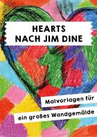 Hearts nach Jim Dine
