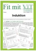 Induktion (B) - Vielfachtests