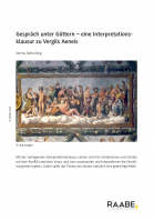 Interpretationsklausur zu Vergils Aeneis
