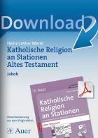 Jakob - Altes Testament an Stationen