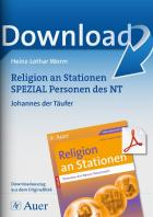 Johannes der Täufer - Religion an Stationen