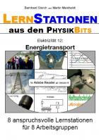 Lernstationen: Energietransport