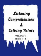 Listening comprehension und Talking points - Vol. 1 (Tests)