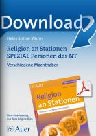 Machthaber im NT - Religion an Stationen