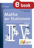 Mathe an Stationen inklusiv - Klasse 3