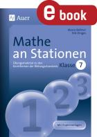 Mathe an Stationen Klasse 7