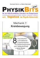 Mechanik - PhysikBits mini: Kreisbewegung