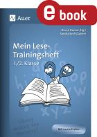 Mein Lese-Trainingsheft