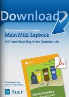Mein Müll-Lapbook
