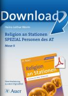 Mose II - Religion an Stationen