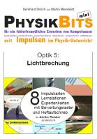 Optik - PhysikBits mini: Lichtbrechung