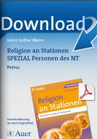 Petrus - Religion an Stationen