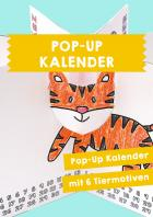 Pop-Up Kalender herstellen