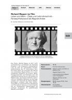 Richard Wagner im Film