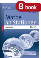 Stochastik Kl. 8-10: Mathe an Stationen