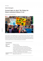 The Fridays for Future movement