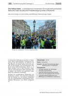The Yellow Vests - a revolutionary movement?