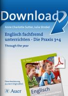 Through the year - Englisch fachfremd unterrichten